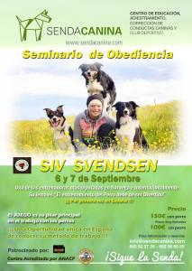 Seminario de Obediencia - Siv Svendsen