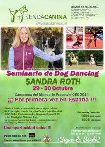 Curso Dog Dancing - Sandra